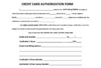 Days Inn Montrose Colorado Credit Card Authorization – Fill for Hotel Credit Card Authorization Form Template