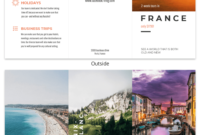 Destination Travel Tri Fold Brochure Template – Venngage regarding Travel And Tourism Brochure Templates Free