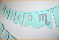 Diy Baby Shower Banner Architecture Excellent Idea with regard to Diy Baby Shower Banner Template