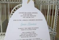 Diy Bridal Shower Invitations : Diy Bridal Shower inside Michaels Place Card Template