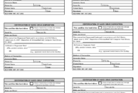 Dla Form 2500 – Fill Online, Printable, Fillable, Blank inside Hard Drive Destruction Certificate Template