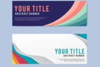 Download Free Modern Business Banner Templates At Rawpixel regarding Website Banner Templates Free Download