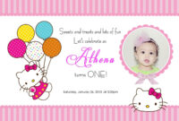 Download Free Template Hello Kitty Printable Birthday pertaining to Hello Kitty Birthday Card Template Free