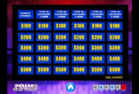 Download The Best Free Jeopardy Powerpoint Template – How To Make And Edit  Tutorial in Jeopardy Powerpoint Template With Score