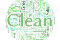 Ecology Earth Concept Word Collage. Environmental Poster Design.. throughout Free Word Collage Template