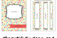 Editable Binder Cover And Spines In Pastel Colors Free Intended For 3 Inch Binder Spine Template Word