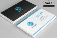 Editable Business Card Templatenijriedesign On Etsy regarding Adobe Illustrator Business Card Template
