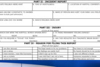 Elementary School Accidentally Sends 'hurt Feelings Report for Hurt Feelings Report Template