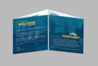 Examining The Types Of 8 Page Brochures: An In Depth Inside Half Page Brochure Template