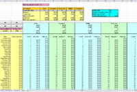 Excel Credit – Corto.foreversammi intended for Credit Card Interest Calculator Excel Template