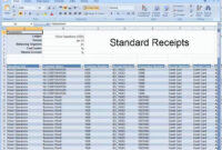 Excel Magic Trick Aging Accounts Receivable Reports With Ar regarding Ar Report Template
