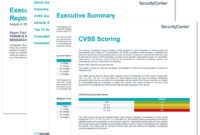 Executive Age Summary Report – Sc Report Template | Tenable® with regard to Executive Summary Report Template