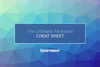 Facebook Cheat Sheet: All Sizes, Dimensions, And Templates with Photoshop Facebook Banner Template