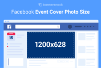 Facebook Event Photo Size (2019) + Free Templates & Guides pertaining to Facebook Banner Size Template