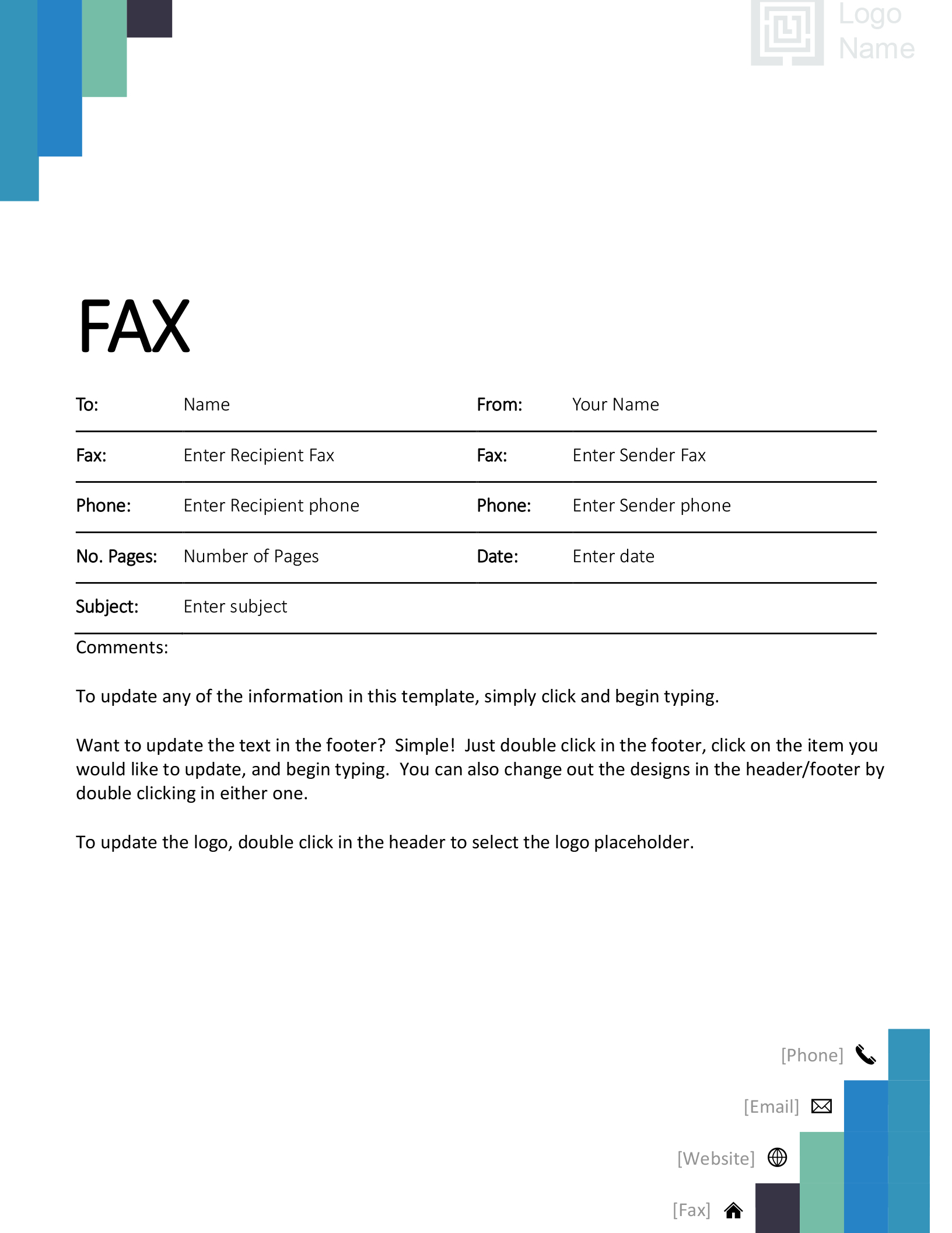 Fax Covers – Office Within Fax Cover Sheet Template Word Intended For Fax Cover Sheet Template Word 2010