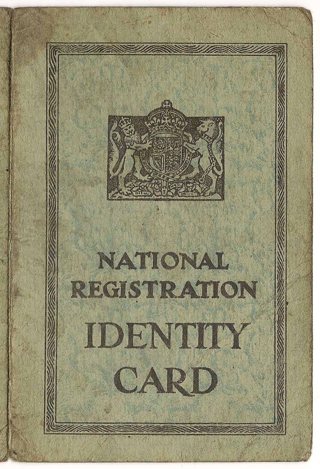 File:id Card – Wikimedia Commons Inside World War 2 Identity Card Template