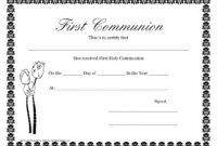 First Communion Banner Templates | Printable First Communion regarding First Holy Communion Banner Templates