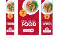 Food Web Banner Set #web, #food, #set, #banner | Creative with Food Banner Template