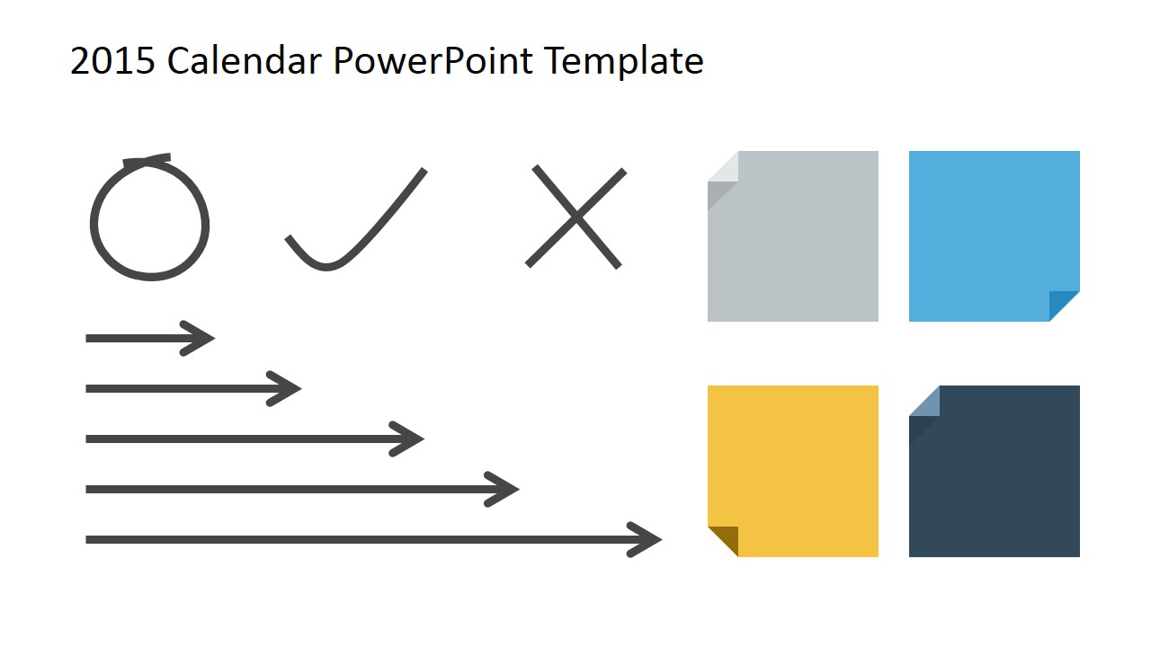 Free 2015 Calendar Template For Powerpoint Regarding Powerpoint Calendar Template 2015