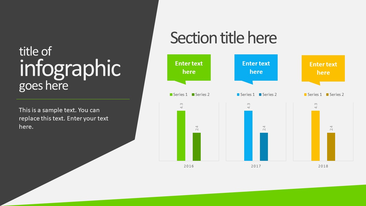 Free Animated Business Infographics Powerpoint Template Inside Powerpoint Presentation Animation Templates