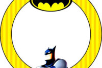 Free Batman Birthday Invitation Template Batman Free with Batman Birthday Card Template