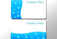 Free Blank Business Card Templates Open Office With For for Open Office Brochure Template
