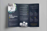 Free Brochure Templates For Word Letter Sample Blank Tri regarding Product Brochure Template Free