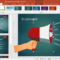Free Buzzword Powerpoint Template Pertaining To How To Change Powerpoint Template