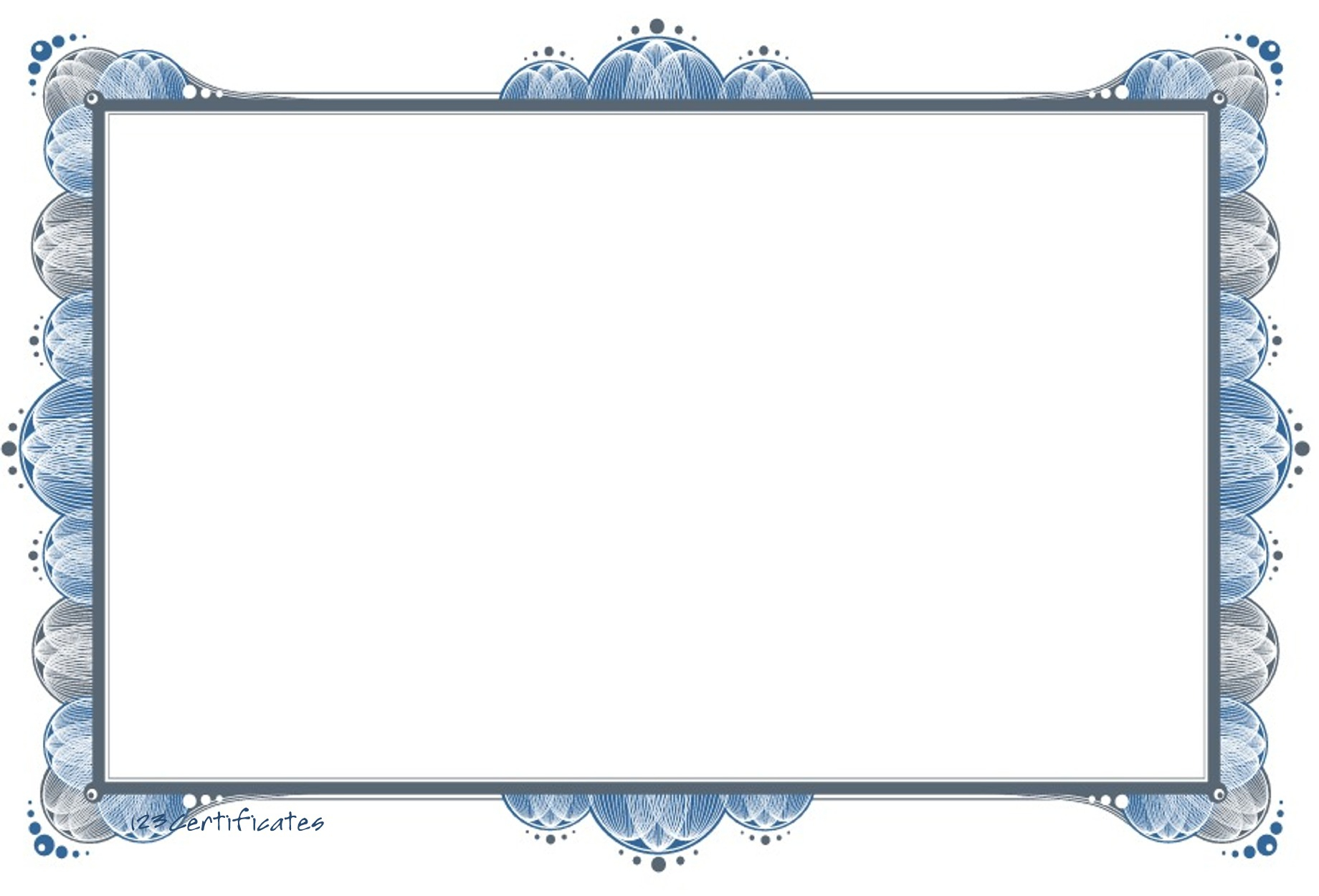 Free Certificate Borders, Download Free Clip Art, Free Clip In Award Certificate Border Template