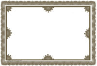 Free Certificate Borders To Download for Award Certificate Border Template