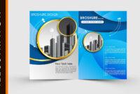 Free Download Adobe Illustrator Template Brochure Two Fold for Brochure Templates Ai Free Download