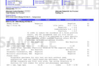 Free Fake Std Test Results – The #1 Free Fake Std Test throughout Dr Test Report Template