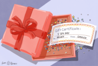 Free Gift Certificate Templates You Can Customize within Homemade Gift Certificate Template