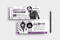 Free Gift Voucher Templates (Psd & Ai) – Brandpacks in Gift Card Template Illustrator