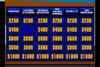 [Free!] Jeopardy! Powerpoint Game V3 (Add Some New!! 5 / 8 / 2013) with Jeopardy Powerpoint Template With Sound