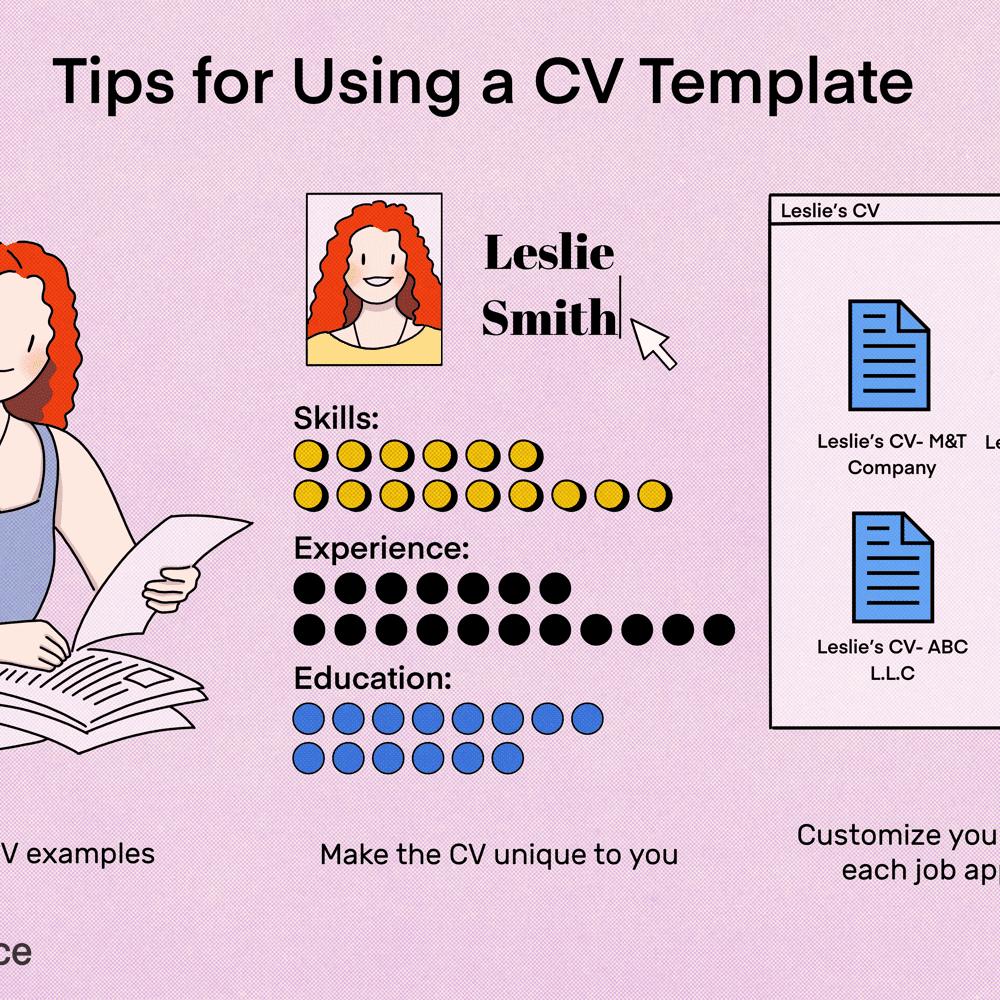 Free Microsoft Curriculum Vitae (Cv) Templates In How To Create A Cv Template In Word