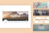 Free Online Banner Maker: Design Custom Banners In Canva with Free Online Banner Templates