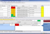 Free Pmo Excel Template with regard to Project Status Report Template Word 2010