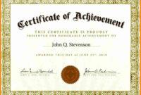 Free Printable Award Certificate Children's Templates in School Certificate Templates Free