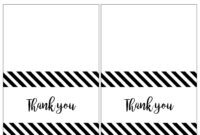 Free Printable Baby Shower Thank You Stickers Google within Free Printable Thank You Card Template
