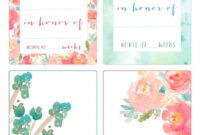 Free Printable Bookplates! | Printable Labels, Free throughout Bookplate Templates For Word
