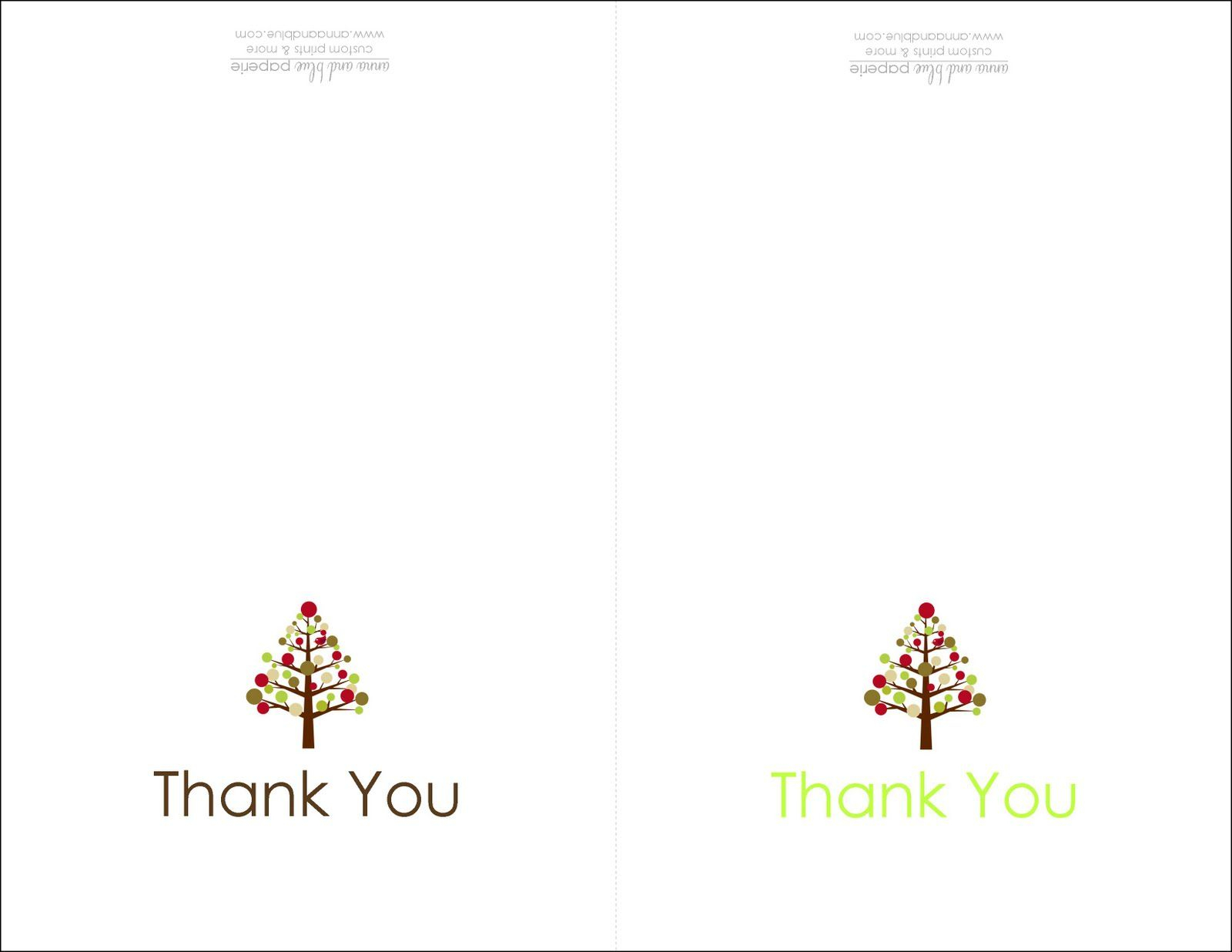 Free Printable Christmas Cards | Message Signature Holiday Within Christmas Thank You Card Templates Free