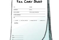 Free Printable Fax Cover Sheets | Free Printable Fax Cover regarding Fax Cover Sheet Template Word 2010