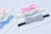 Free Printable Hair Bow Cards For Diy Hair Bows And within Headband Card Template