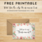 Free Printable Will You Be My Bridesmaid Card | | Freebies inside Will You Be My Bridesmaid Card Template