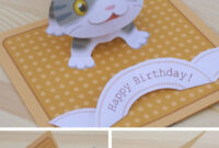 Free Templates – Kagisippo Pop-Up Cards_2 | Pop Up Cards with Free Printable Pop Up Card Templates