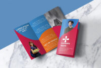 Free Tri-Fold Brochure Template – Download Free Tri-Fold for Adobe Tri Fold Brochure Template