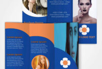 Free Tri-Fold Brochure Template – Download Free Tri-Fold regarding Brochure Templates Adobe Illustrator