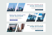 Free Web Banner Templates – Photoshop Action inside Free Website Banner Templates Download