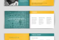 Fundraising & Charity Brochure Template | Brochure Templates pertaining to Ngo Brochure Templates